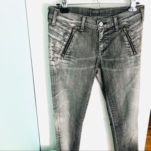 Citizens of Humanity Avedon Skinny Rare Gray Jeans